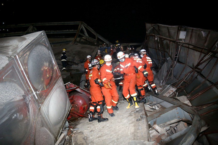 Image from CNS Photo via Reuters via New Straits Times