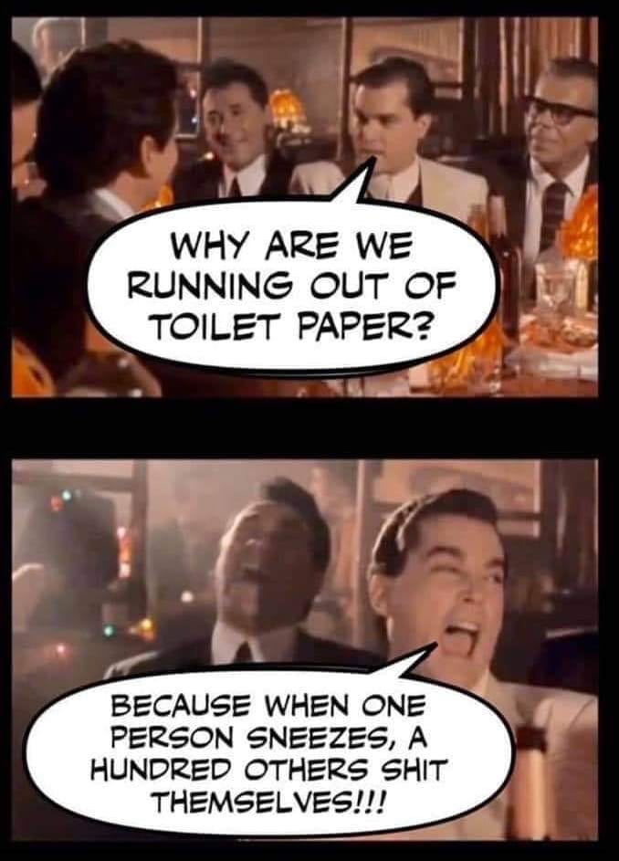 17 Hilarious Memes And Responses To The Toilet Paper Shortage During Covid 19