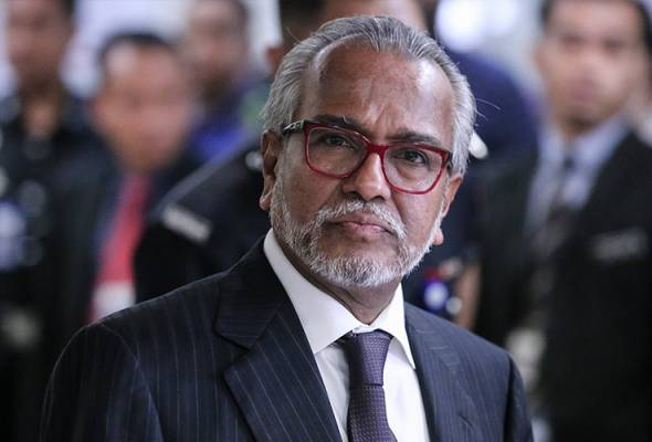 Najib's lead counsel Tan Sri Muhammad Shafee Abdullah.