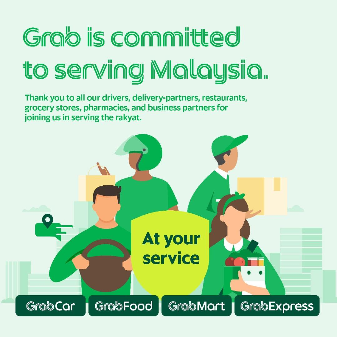 Image from Grab Malaysia