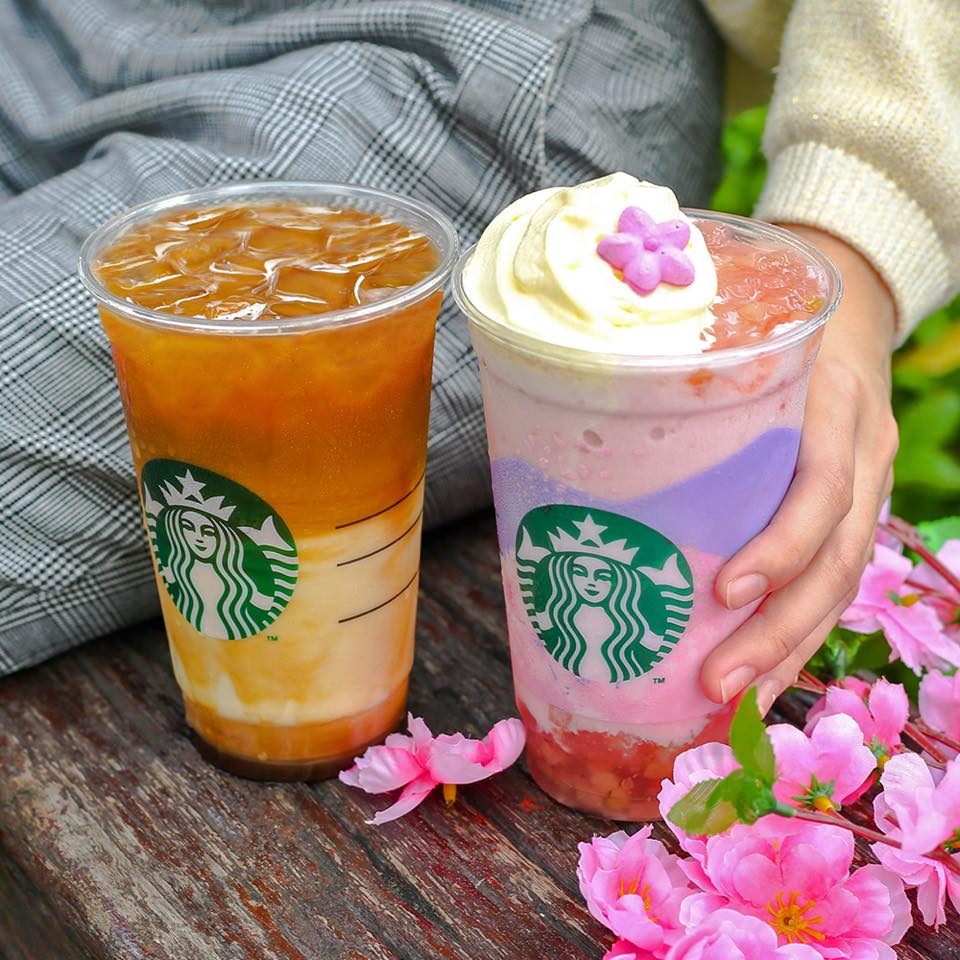 Image from Starbucks Malaysia (Facebook)