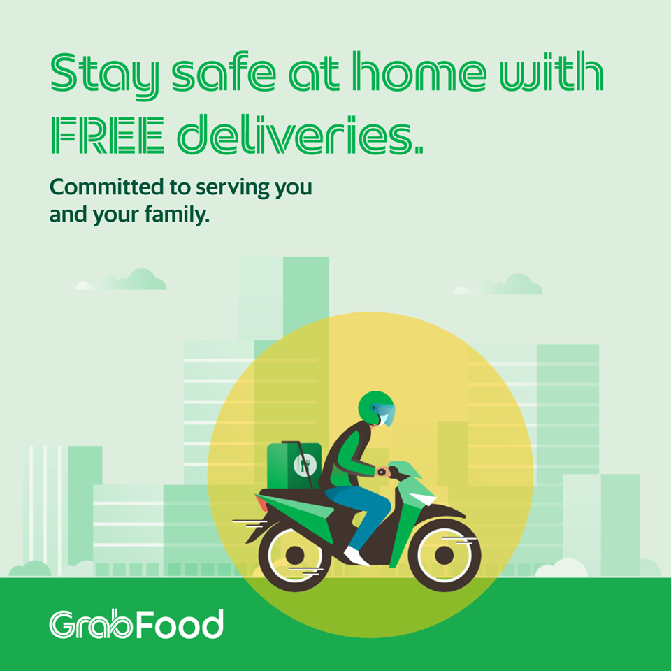 Image from GrabFood (Facebook)