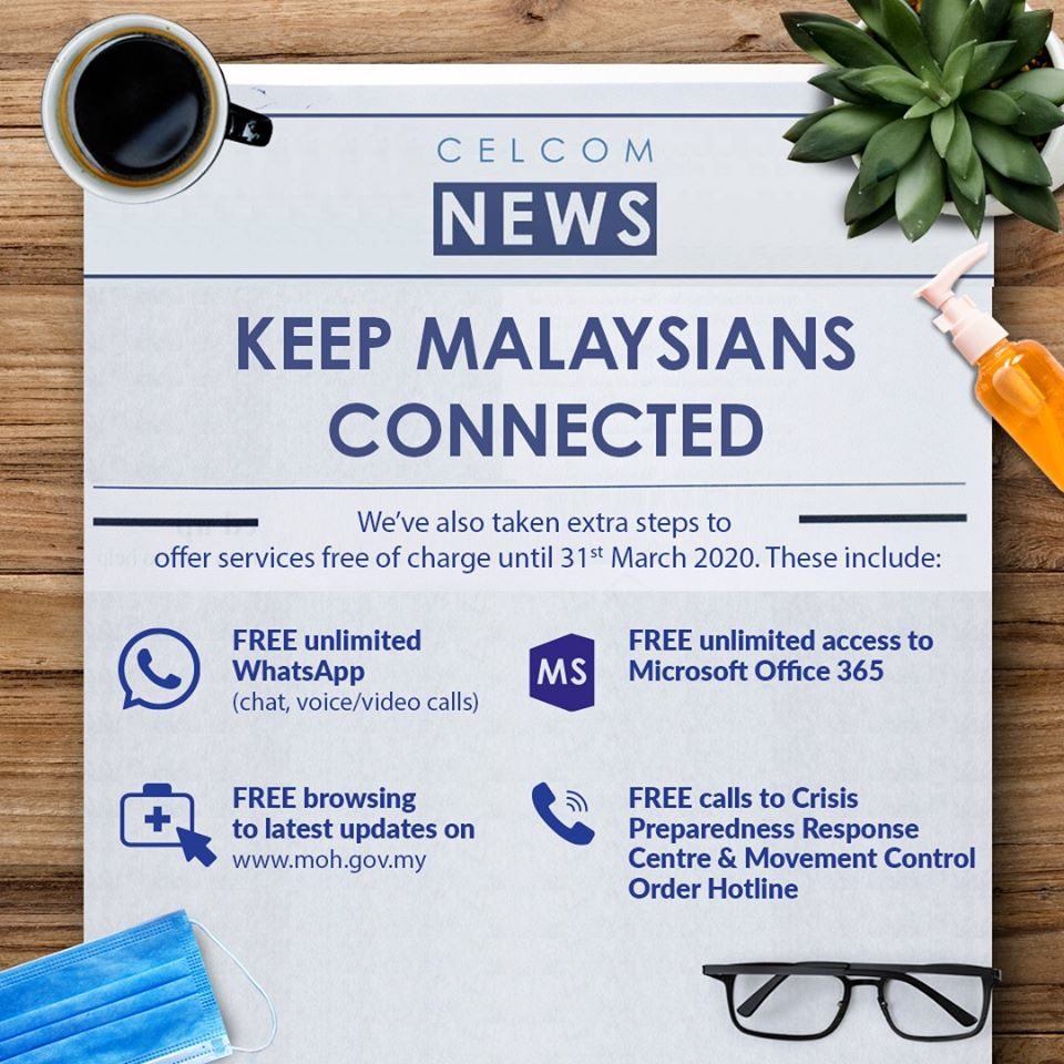 Image from Celcom (Facebook)