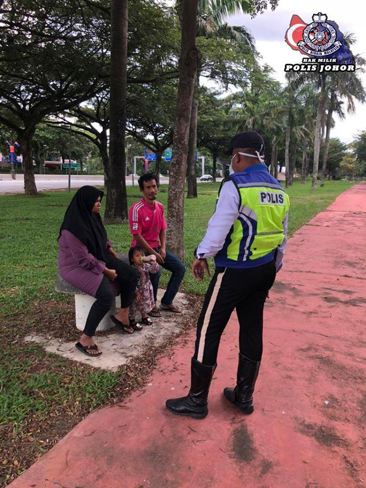 Image from Polis Johor/Facebook