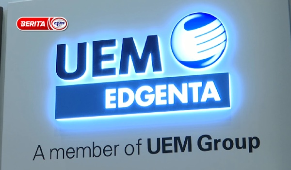 UEM Edgenta, a company funded by Malaysia's sovereign wealth Khazanah Nasional.
