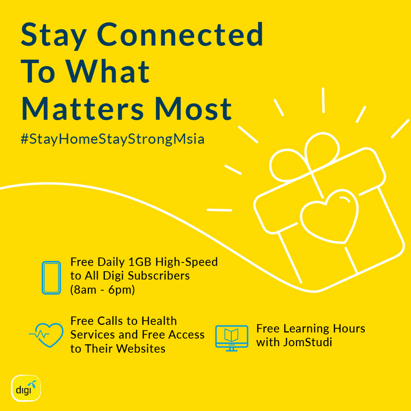 Mco Digi Offers Free 1gb Data Daily To All Users Extra Perks For Businesses