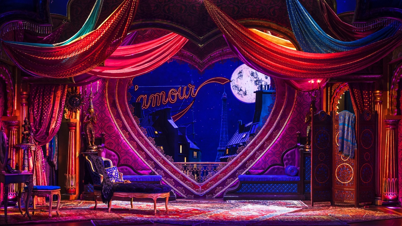 Image from Twitter @MoulinRougeBway