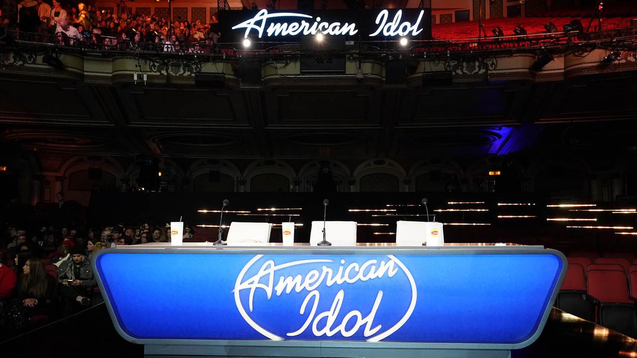 American Idol.