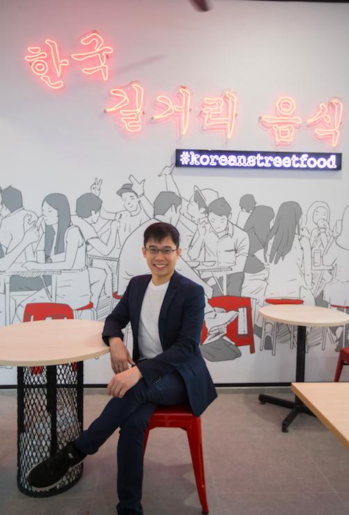 Image from MyeongDong Topokki