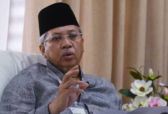File photo of Annuar Musa used for illustration purposes only.