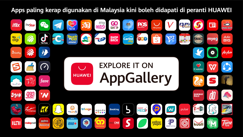 Image from HUAWEI Malaysia