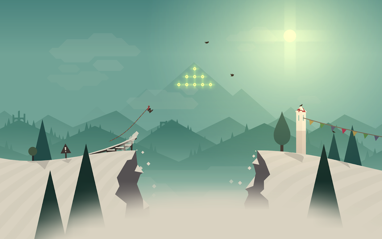 Image from Alto's Adventure