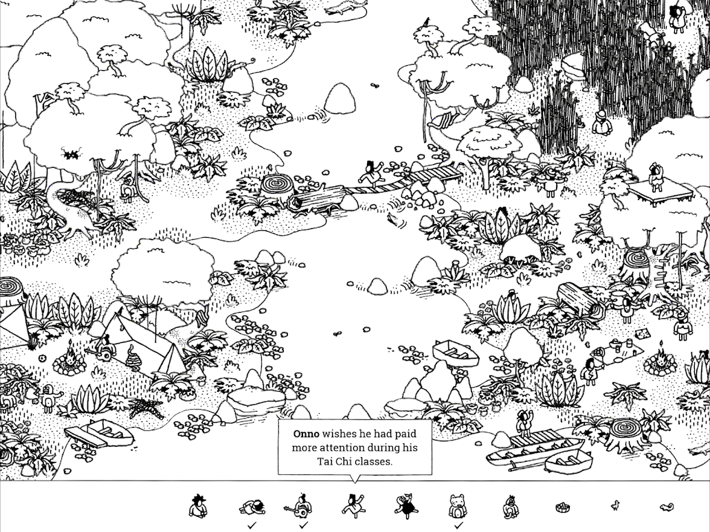 Image from Hidden Folks