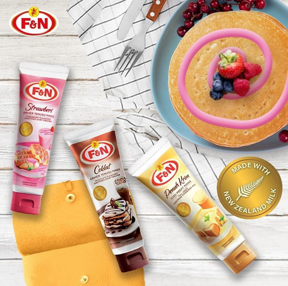Image from F&N Dairies Malaysia/ Facebook