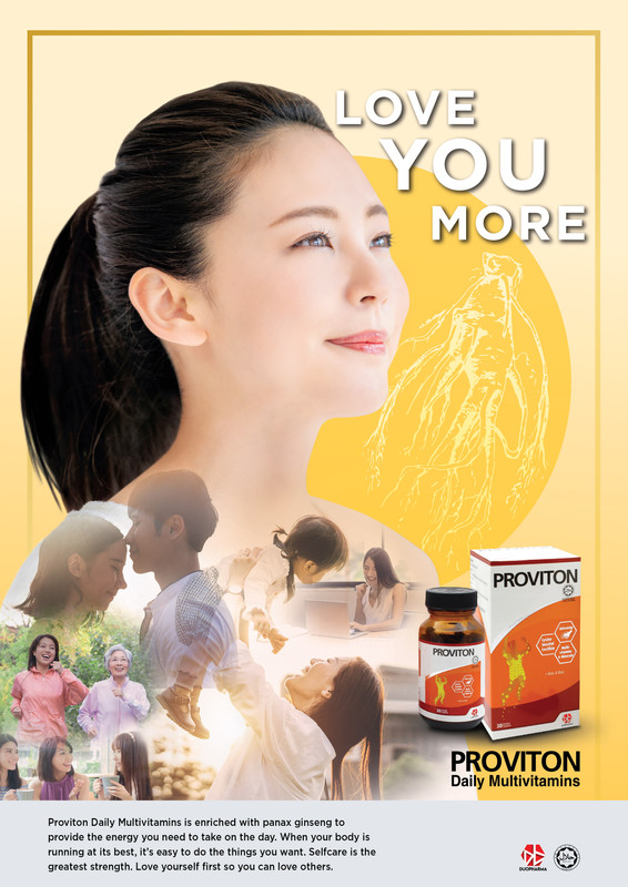 Image from Proviton Daily Multivitamins