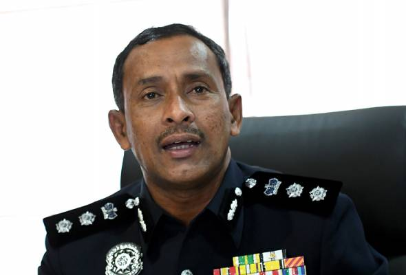 Ketua Polis Daerah Kuantan, Asisten Komisioner Mohamad Noor Yusof Ali.