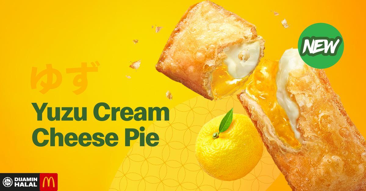 Image from McDonald's Malaysia