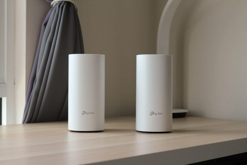 The Mesh Wi-Fi device offers an enhanced Internet experience at home