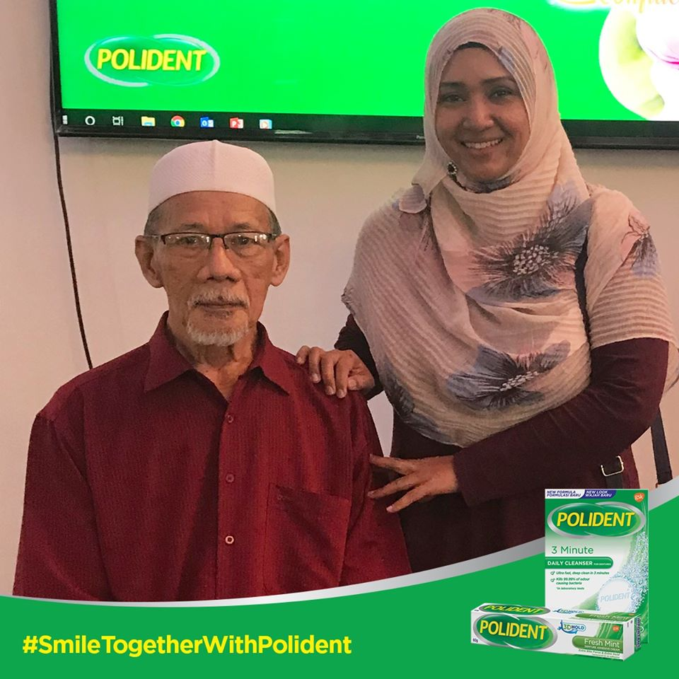 Image from Polident Malaysia/Facebook