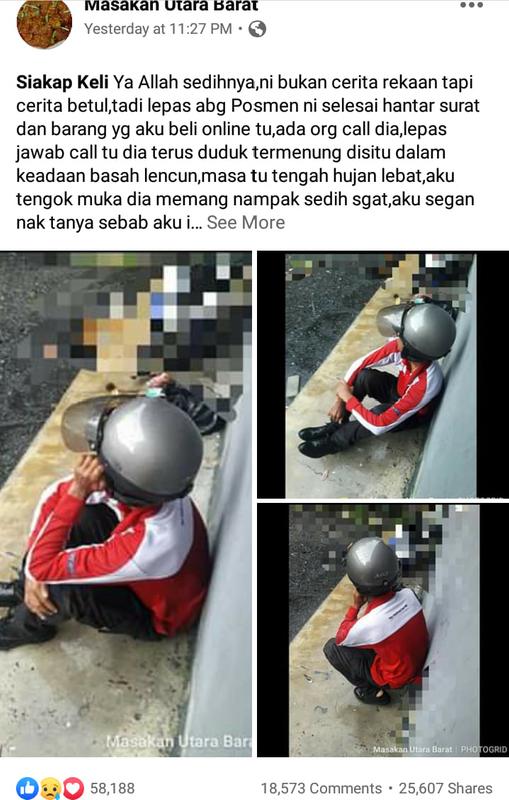 Image from Masakan Utara Barat/Facebook