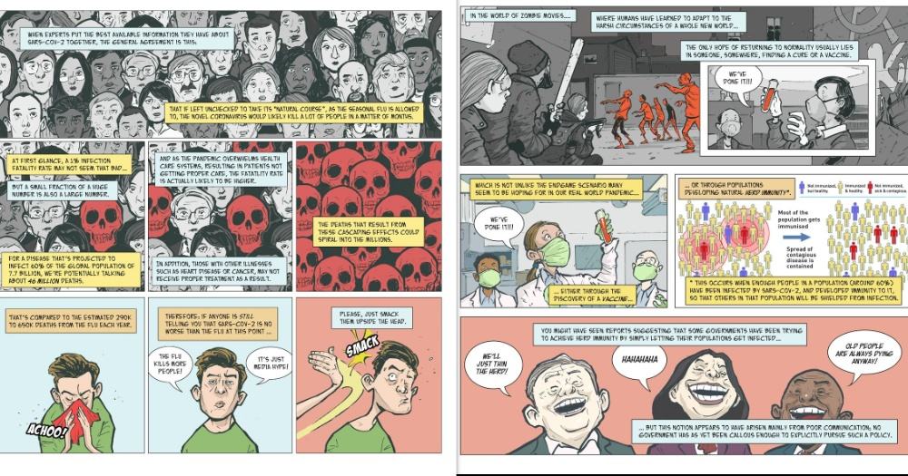 Image from Sonny Liew/Mothership