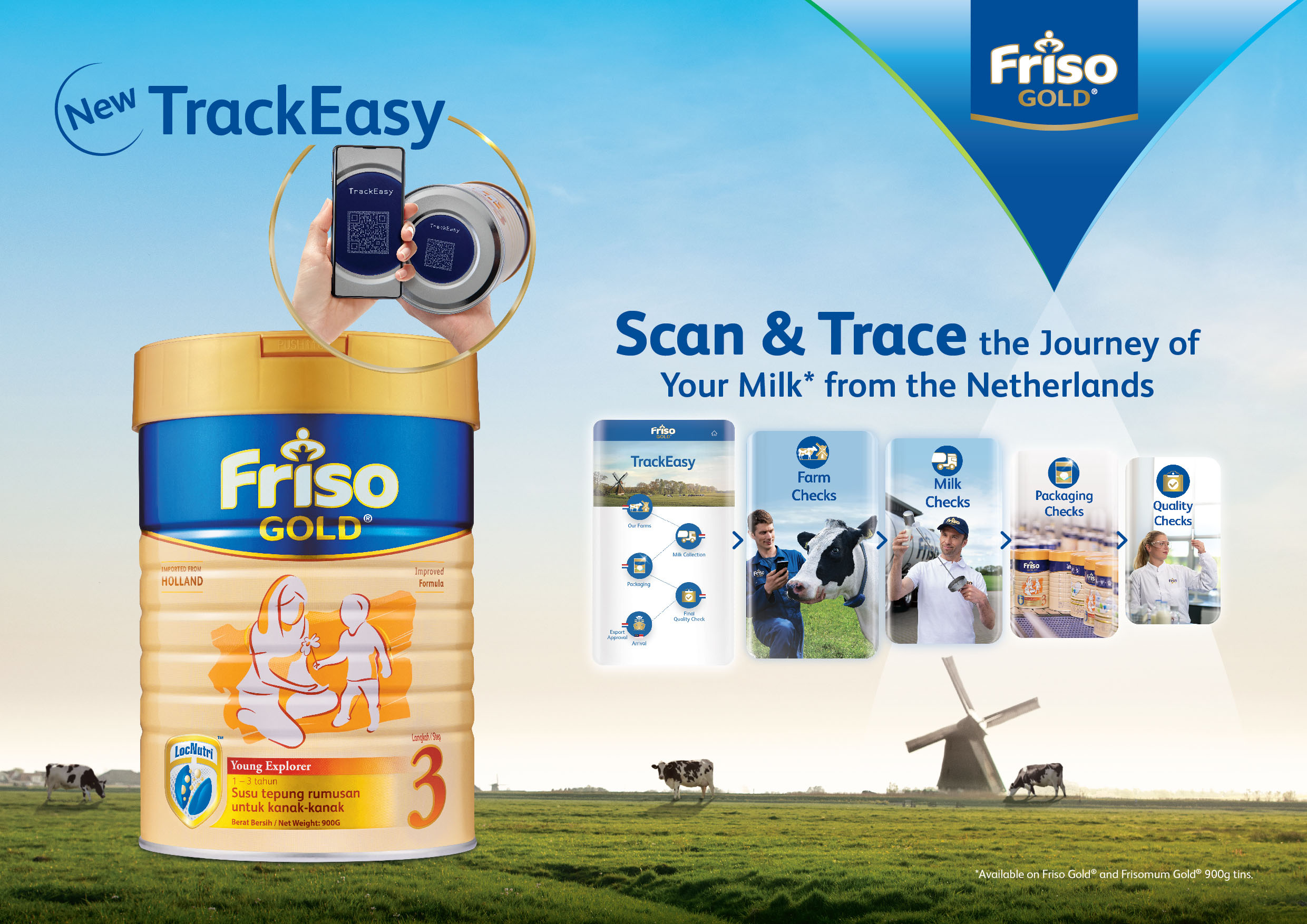 Image from Friso Gold