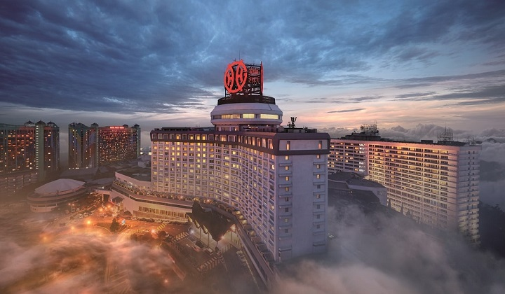 Image from Genting Malaysia