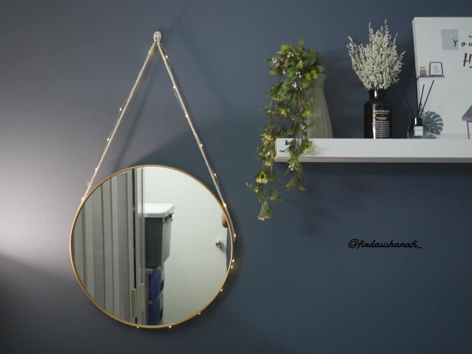 Image from Kelab Kaki Deco Kaison, Ikea, Romantika, Eco dan Mr DIY / Facebook