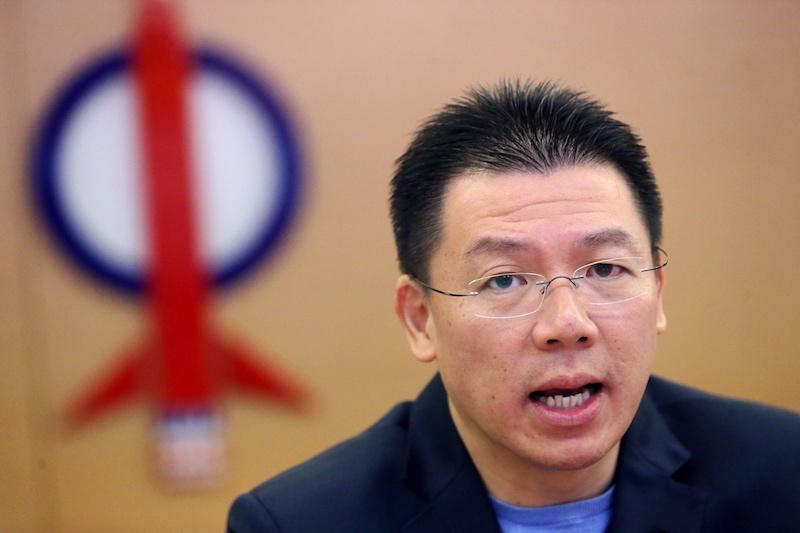 Deputy Speaker Nga Kor Ming.