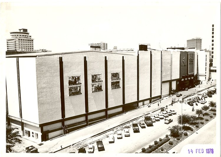 Sungei Wang Plaza in 1978.