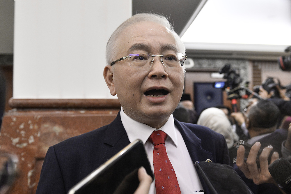 MCA president Datuk Seri Dr Wee Ka Siong.