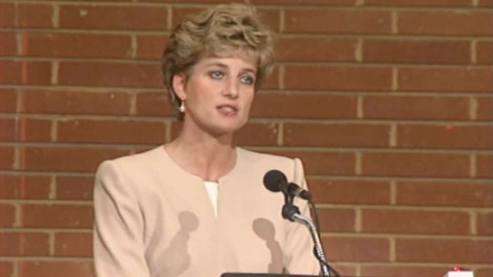 Image from The Diana Award/YouTube