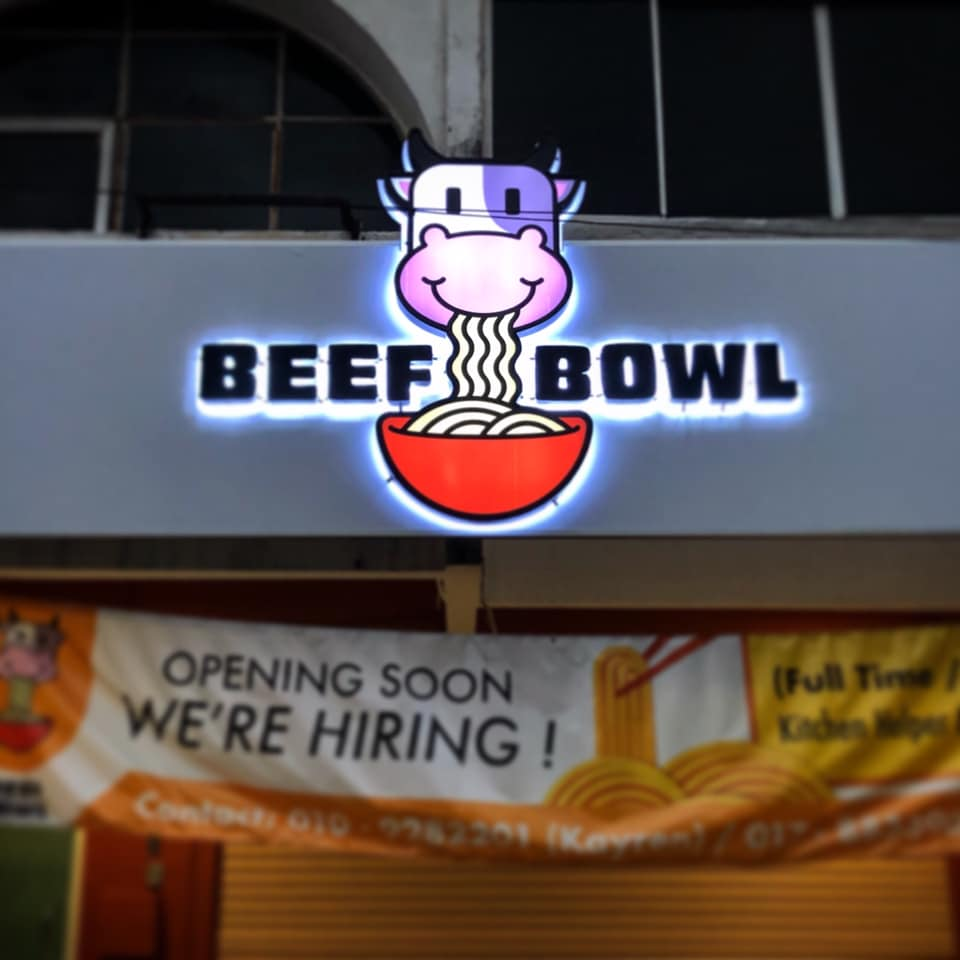 Image from Beef Bowl MY/Facebook