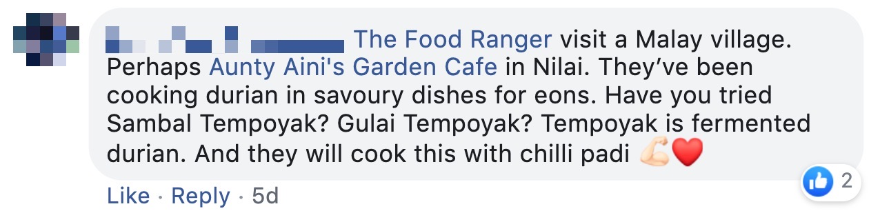 Image from The Food Ranger/Facebook