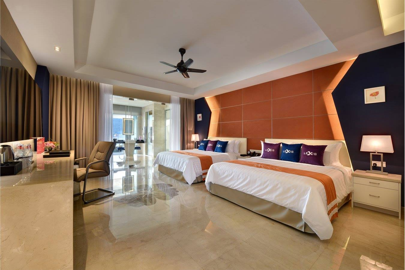 Image from Lexis Suites Penang/Facebook