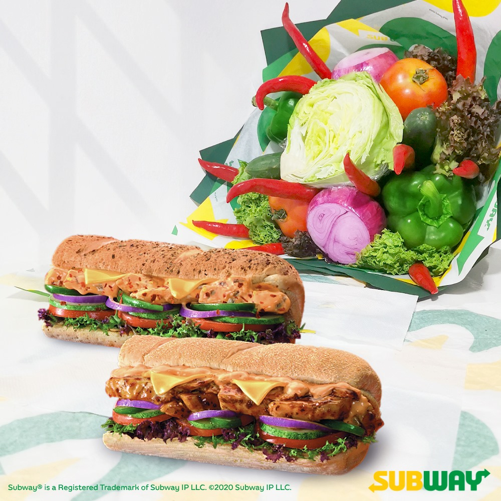 Image from Subway Malaysia / Facebook