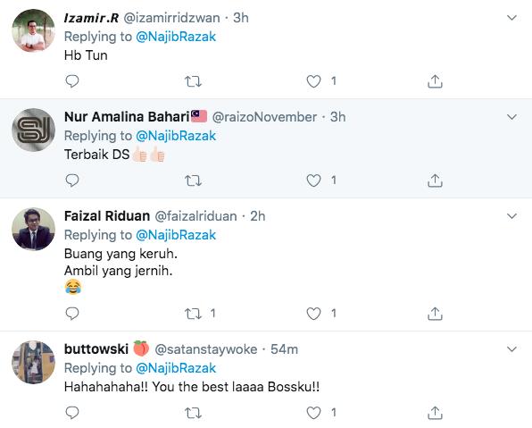 Image from Twitter @NajibRazak