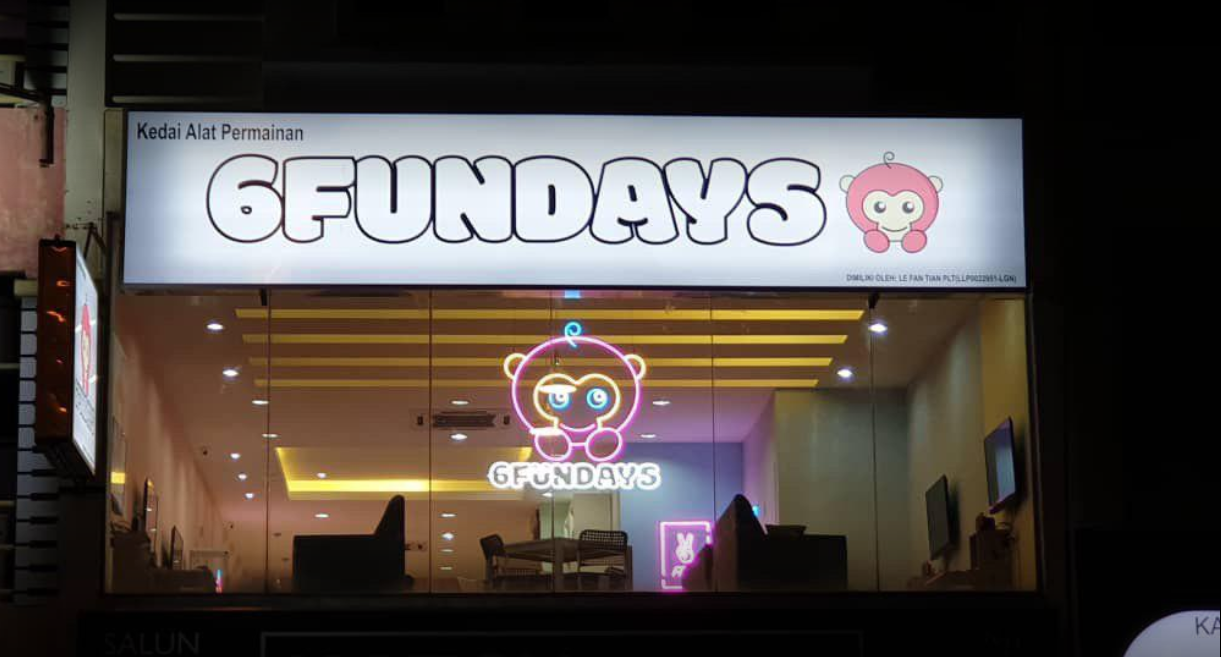 Image from Instagram @6fundays