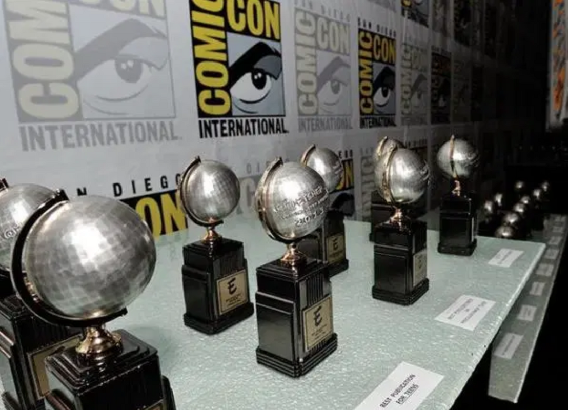 Image from Comic Con International/Forbes