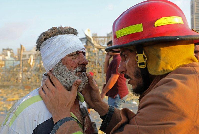 Image from NPR via Anwar Amro/AFP via Getty Images