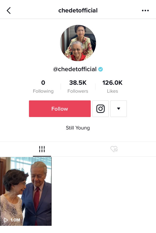 Image from TikTok @chedetofficial