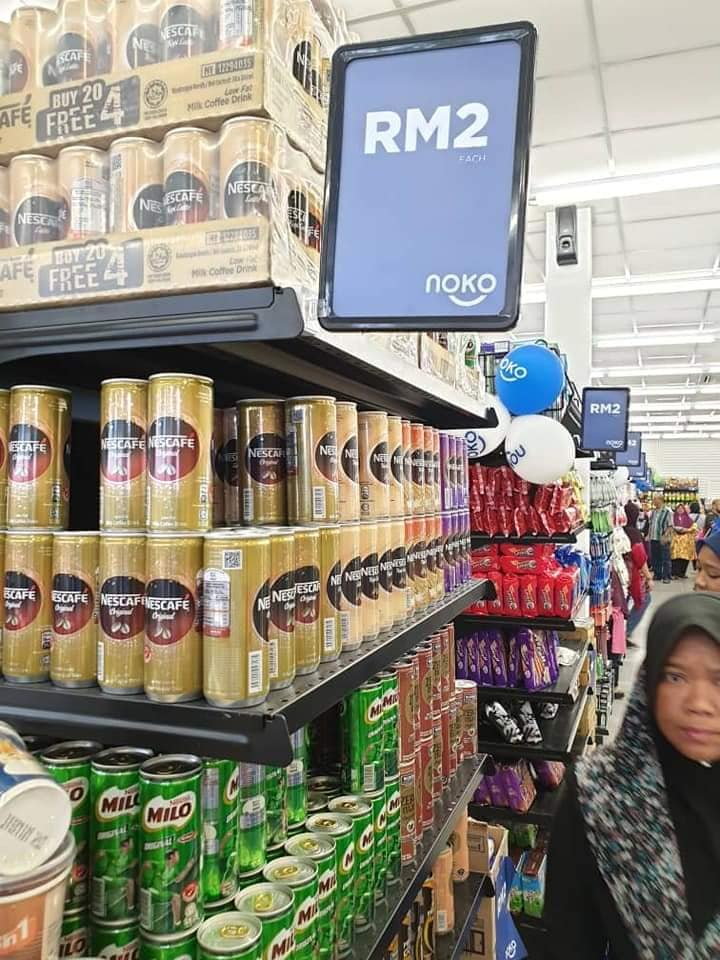 Ninso Kl Noko And More Stores That Sell Everything At Rm2