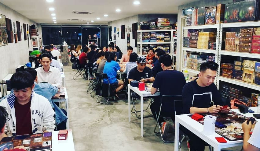 Image from Vivae Board Game Cafe/Facebook