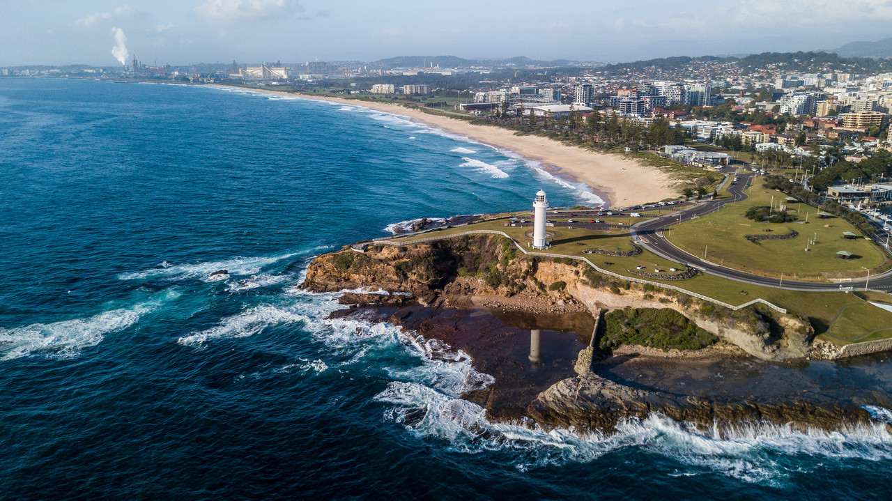 Wollongong Lighthouse, New South Wales
