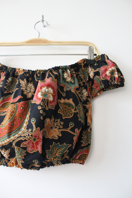 This is their 'Lil Millie Cropped Top'.