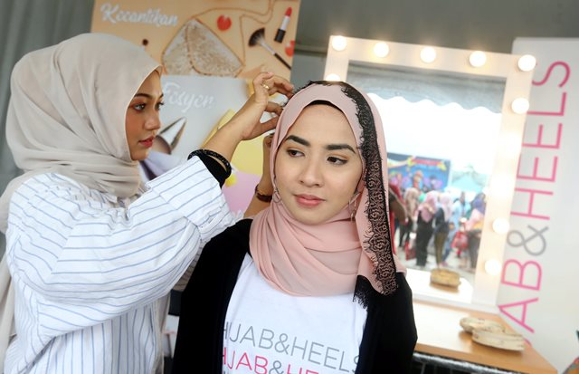 Image from HijabNHeels