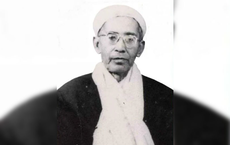Muhyiddin's late father Muhammad Yassin Mohamad.