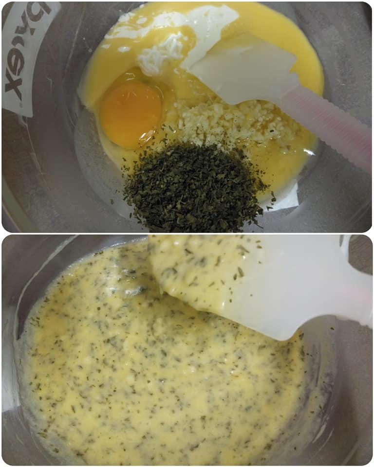 Resepi Korean Cream Cheese Garlic Bread Seismik Makan