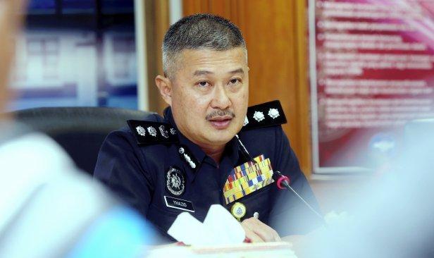 Melaka CID chief ACP Mohd Nor Yhazid Idris.