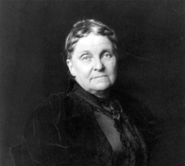 Hetty Green in 1897.